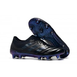 adidas Copa 19.1 FG Soccer Boots Core Black