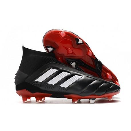 adidas Predator Mania 19+ FG ADV Core Black White Red