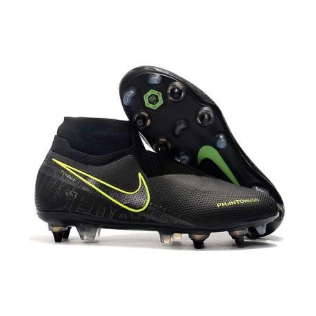 Nike Phantom VSN Elite DF SG-Pro Anti Clog Black Volt