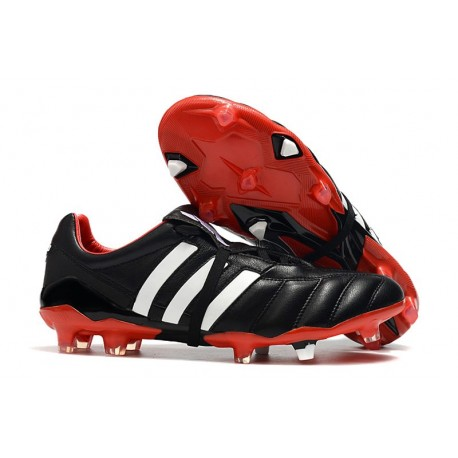 Adidas Predator Mania FG Black Red White