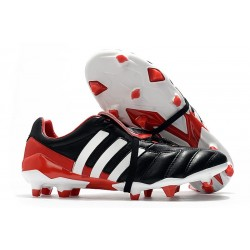 Adidas Predator Mania FG Black White Red