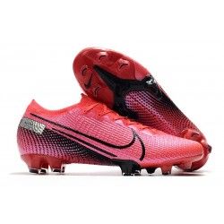 Nike Mercurial Vapor XIII Elite FG Soccer Cleat Laser Crimson Black