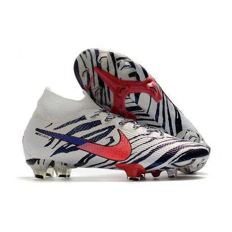 Nike Mercurial Superfly 7 Elite Korea FG New White Red Black