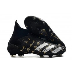 adidas Predator Mutator 20+ FG Paul Pogba Shadowbeast - Core Black Solid Grey