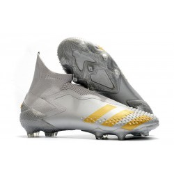 adidas Predator Mutator 20+ FG New Cleats Grey Gold