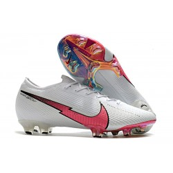 Nike Mercurial Vapor 13 Elite FG Boots White Flash Crimson