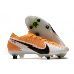 Nike Mercurial Vapor XIII Elite SG Daybreak - Laser Orange Black White