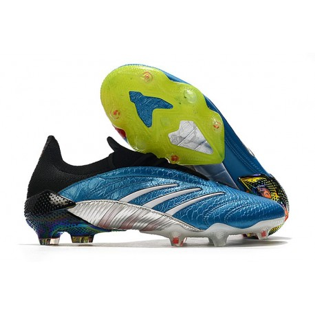 Limited Edition Adidas Predator Archive FG Blue White Red