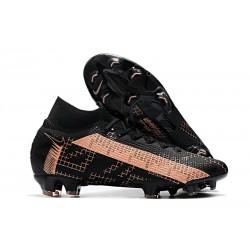 Nike Mercurial Superfly VII Elite FG Black Pink