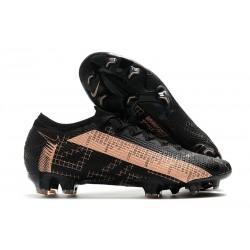 Nike Mercurial Vapor 13 Elite FG Boots Black Pink