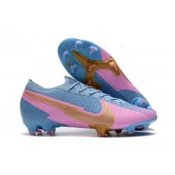 Nike Mercurial Vapor 13 Elite FG Boots Blue Pink Gold