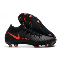 Nike Phantom GT Elite DFFG DAYBREAK PACK Black ChiliRed SmokeGrey