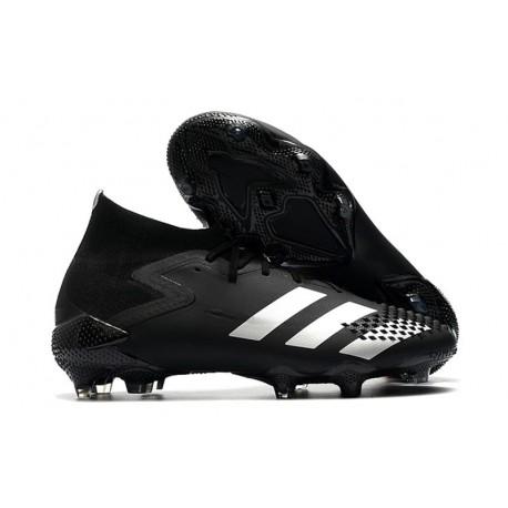 adidas Predator 20.1 FG Firm Ground Shoes Black Silver