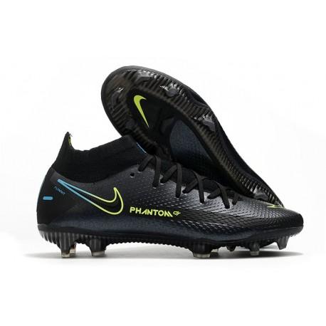 Nike Phantom GT Elite Dynamic Fit FG Black Volt