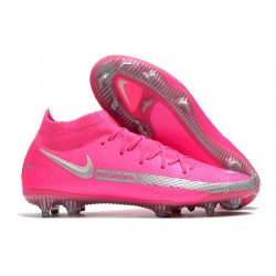Nike Phantom GT Elite Dynamic Fit FG Pink Blast Silver