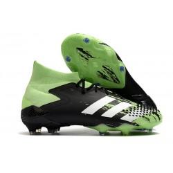 adidas Predator Mutator 20.1 FG Men Shoes Signal Green White Core Black