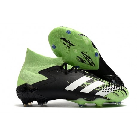 adidas Predator Mutator 20.1 FG Men Shoe Signal Green White Core Black