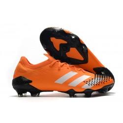 adidas Predator Mutator 20.1 Low Cut FG Orange White Black