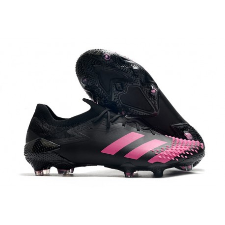 adidas Predator Mutator 20.1 Low Cut FG Black Pink