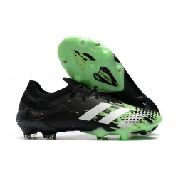 adidas Predator Mutator 20.1 Low Cut FG Signal Green White Core Black