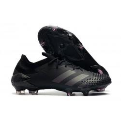 adidas News Predator Mutator 20.1 Low FG Black