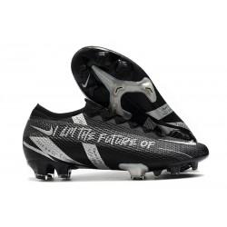 Nike 2020 Mercurial Vapor XIII Elite FG Black Silver