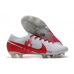 Nike 2020 Mercurial Vapor XIII Elite FG LFC White Red