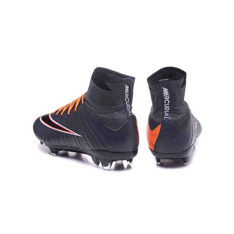 promo code 28ed3 7369d Nike New Shoes Mercurial Superfly 4 FG Soccer Cleats Black ...
