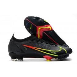 Nike Mercurial Vapor 14 Elite FG Boots Black Cyber Off Noir