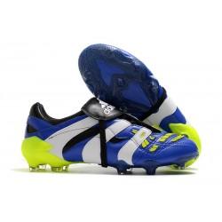 adidas Predator Accelerator FG Blue White Yellow