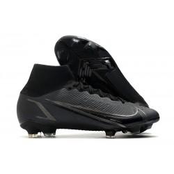 Nike Mercurial Superfly VIII Elite DF FG Black