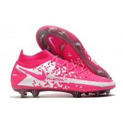 News Nike Phantom GT Elite DF FG Pink White
