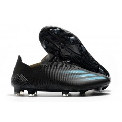 adidas X Ghosted .1 FG Boot Core Black