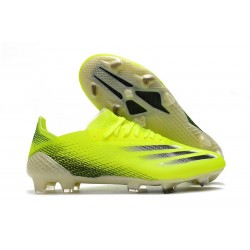 adidas X Ghosted .1 FG Boot Solar Yellow Core Black