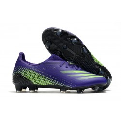 adidas X Ghosted .1 FG Boot Energy Ink Signal Green