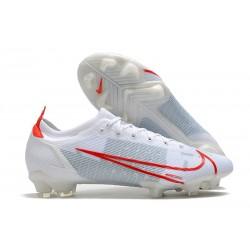 Nike Mercurial Vapor XIV Elite FG White Red